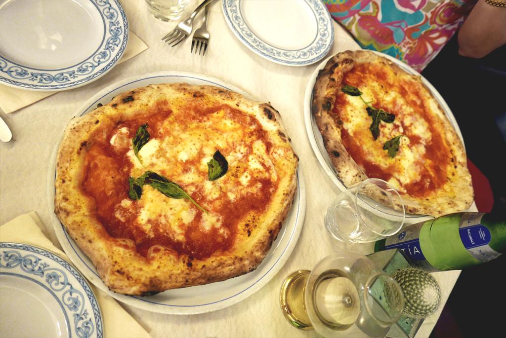 The original Pizza Margherita!